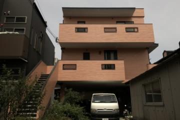福岡県早良区次郎丸のI様邸で外壁塗装工事・屋上防水工事・シーリング工事を行いました。