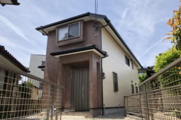 福岡県春日市春日のS様邸でシーリング工事・外壁塗装工事・屋根付帯塗装工事・タスペーサー工事を行いました。
