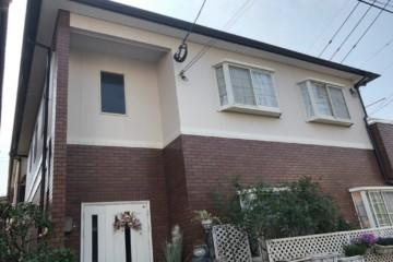 福岡県福岡市博多区諸岡のZ様邸でシーリング工事・外壁塗装・屋根付帯塗装・ベランダ防水工事を行いました。