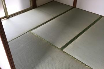 福岡市南区横手で内部塗装工事、原状回復工事を行いました。