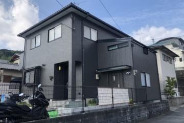 福岡県福岡市南区で外壁塗装工事・屋根塗装工事・シーリング工事・ベランダ防水工事を行いました。
