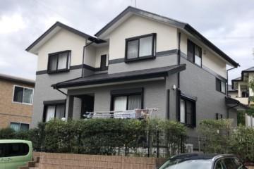福岡県福岡市城南区で外壁塗装工事・シーリング工事を行いました。