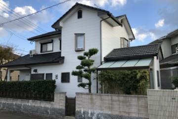 福岡県春日市紅葉ヶ丘東で外壁塗装工事・屋根塗装工事・シーリング工事を行いました。