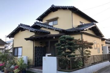 福岡県福岡市南区で外壁塗装工事・屋根塗装工事を行いました。