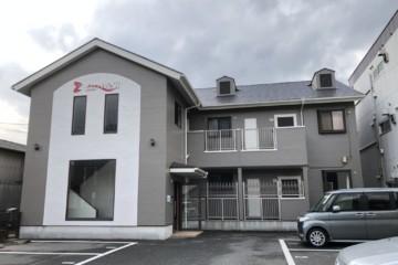 福岡県福岡市東区香住ヶ丘でアパート改修工事を行いました。