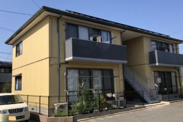 福岡県大宰府市でアパート改修工事を行いました。