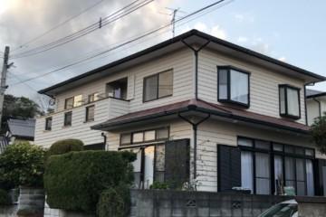 福岡県糸島市で外壁塗装工事・屋根塗装工事・シーリング工事を行っています。