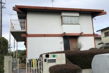 福岡県大野城市で外壁塗装工事・塀塗装工事を行っています。