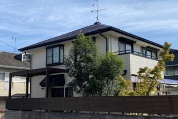 福岡県福岡市南区で外壁塗装工事・屋根塗装工事・シーリング工事を行いました。