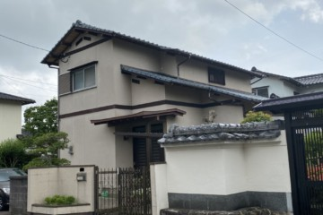 福岡県筑紫野市で外壁塗装工事・屋根塗装工事・大工工事を行っています。