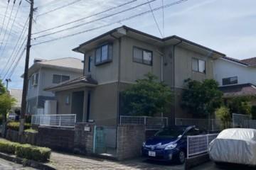 佐賀県三養基郡基山町で外壁塗装工事・屋根塗装工事・ベランダ防水工事を行っています。