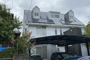 福岡県春日市松ヶ丘で外壁塗装工事・屋根塗装工事・シーリング工事を行っています。