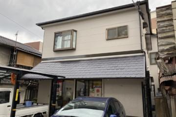 福岡県福岡市博多区で外壁塗装工事・屋根塗装工事・シーリング工事を行いました。