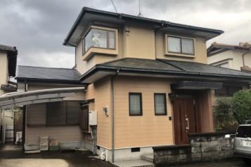 福岡県那珂川市片縄北で外壁塗装工事・屋根塗装工事・シーリング工事を行っています。