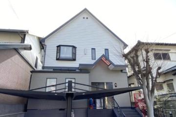 福岡県福岡市早良区で外壁塗装工事・屋根塗装工事・大工工事を行いました。