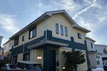福岡県春日市原町で外壁塗装工事・屋根塗装工事を行っています。
