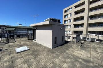 福岡県春日市春日原で屋上防水工事・塗装工事を行っています。