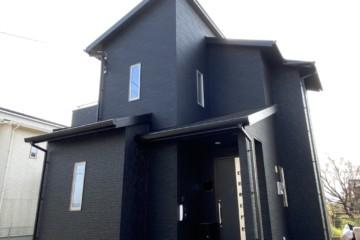 福岡県小郡市で外壁塗装工事・屋根塗装工事を行いました。