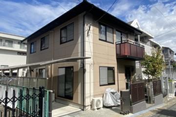 福岡県福岡市中央区で外壁塗装工事・屋根塗装工事を行っています。