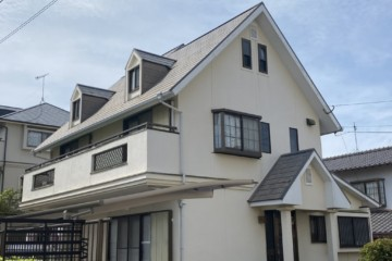 福岡県大野城市で外壁塗装工事・屋根塗装工事を行っています。