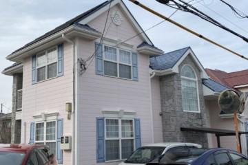 福岡県福岡市西区で外壁塗装工事・屋根塗装工事を行っています。