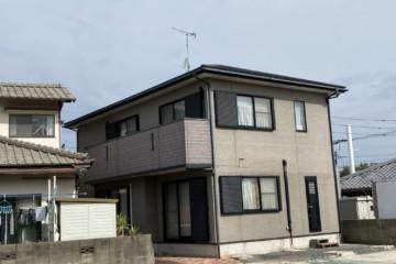 福岡県春日市平田台で外壁塗装工事・屋根塗装工事を行っています。