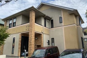 福岡県福岡市早良区で外壁塗装工事・屋根塗装工事を行っています。